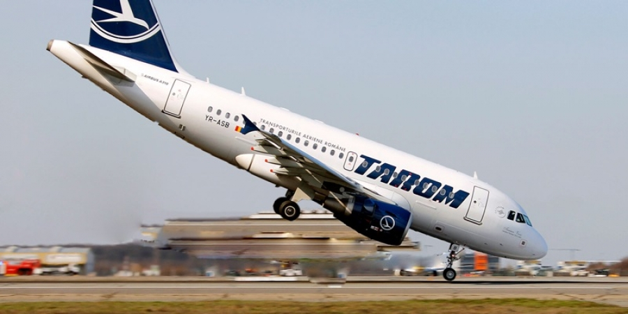 Zboruri importante spre Italia şi Spania suspendate de TAROM şi BlueAir