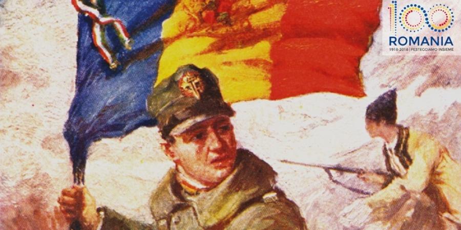 """""""Românii şi Marele Război"""", expoziţie foto în Italia la aniversarea Unirii Principatelor Române"""