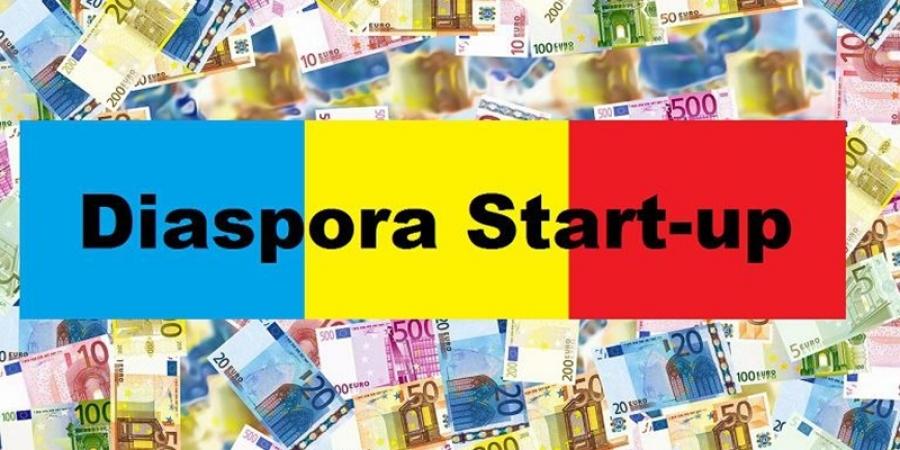 S-au aprobat 32 de proiecte în valoarea de 76 milioane euro pentru programul Diaspora Start Up