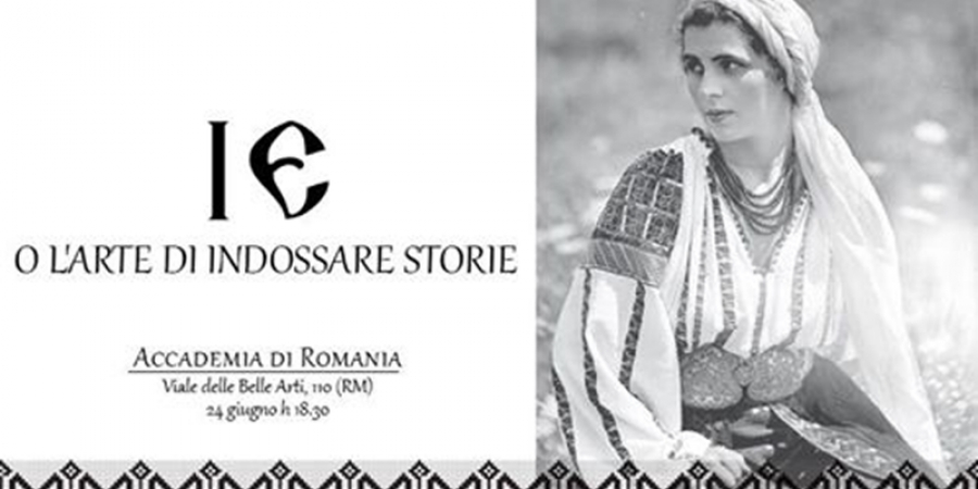"""Expoziție de Ii și Costume Autentice Tradiționale: """"La IE, o l"""