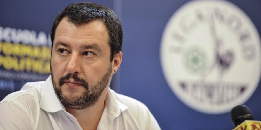 """Matteo Salvini, liderul alianţei care a câştigat alegerile în Italia: """"Moneda euro este o eroare, dar nu dorim să renunţăm la ea"""""""