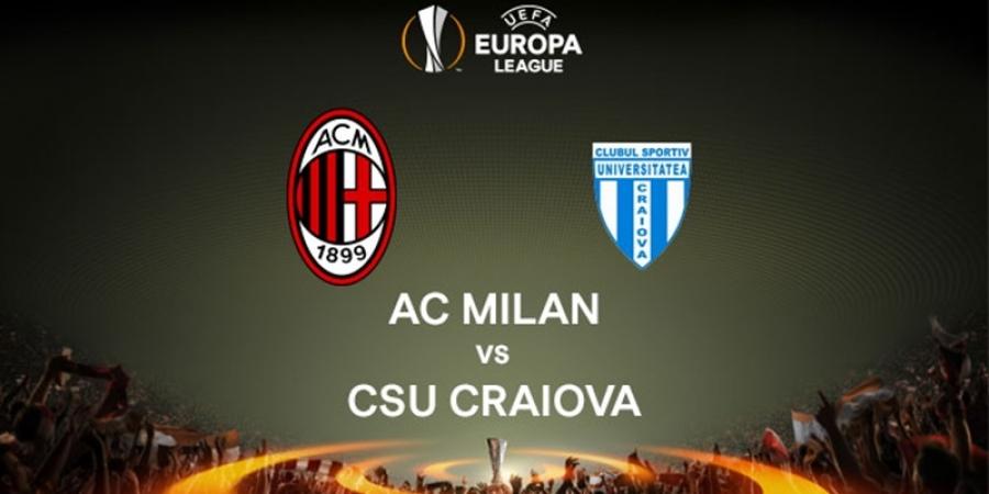 CSU Craiova - AC Milan se vede şi-n ţară. Ce sumă de bani au obţinut oltenii din televizarea meciului în Italia şi România