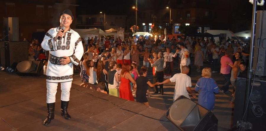 Trei zile de muzică populară şi mâncare tradiţională românească la Roma