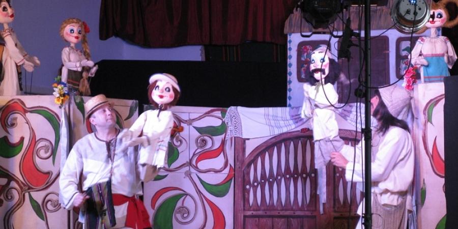 Spectacole de teatru pentru copiii din sudul Republicii Moldova