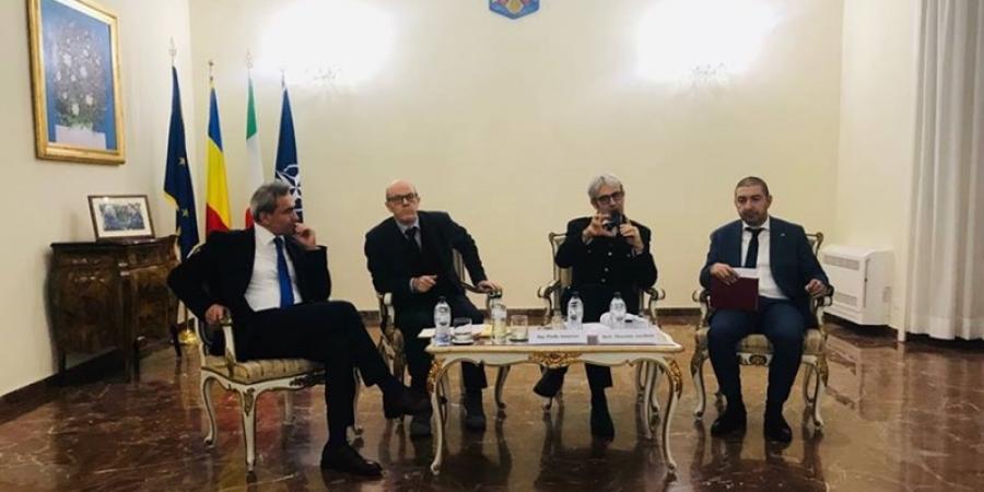 """Sesiune de informare privind modificările aduse Codului Rutier italian: """"Nu așteptați vreo amânare, adaptați-vă cât mai repede la legislația națională!"""""""