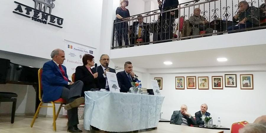Primul Festival Internaţional al Aforismului pentru românii de pretutindeni