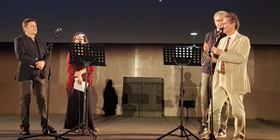 """Filmul """"Bacalaureat"""" al lui Cristian Mungiu a adunat sute de oameni în piața la Bologna"""