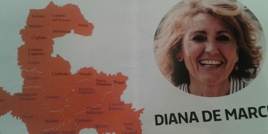 """Diana de Marchi, o italiancă cu rădăcini și suflet românesc, candidează pentru Senatul Italiei. """"Iubesc România, țara mamei mele!"""""""