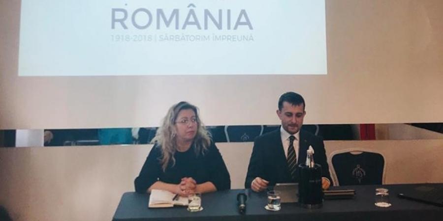 Prezentare oficială a noului consul general al României la Bologna, Daniela Maria Dobre