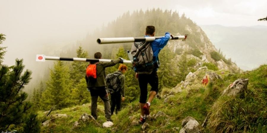 """ROMÂNIA ÎN LUME. """"ReMarking Romania"""" sau cel mai mare proiect de remarcare a traseelor montane din țară"""