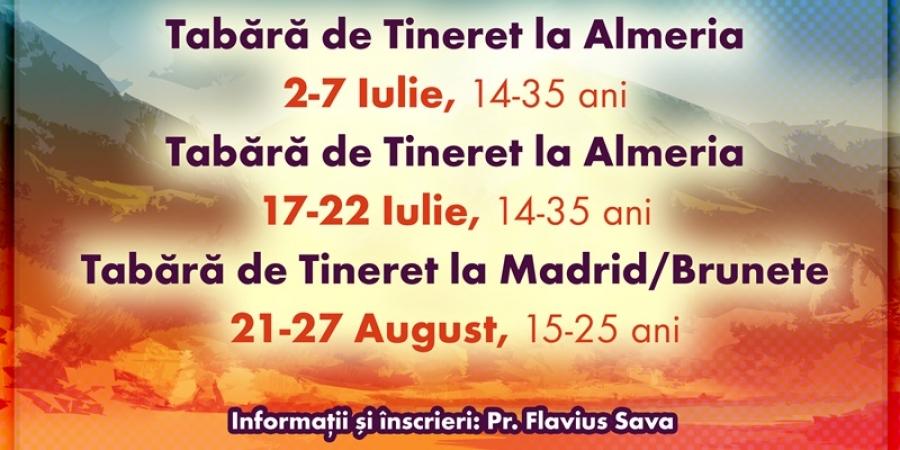 Tabără culturală la Almeria pentru copiii românilor din Spania și Portugalia