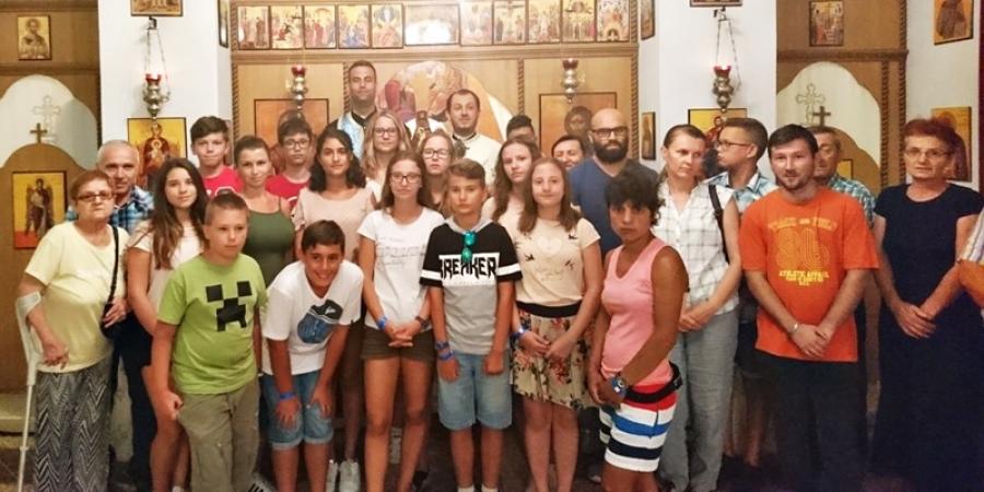 Tabăra de cultură de la Almeria a continuat cu etapa a doua